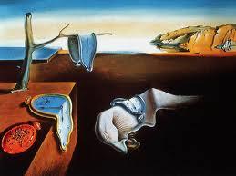 A persistência da memória - Salvador Dali - 1931