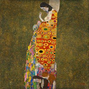 Gustav Klimt: Hope II / 1907/08