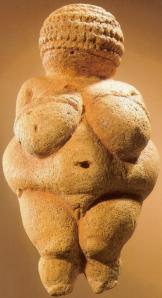 Venus of Willendorf - aprox. 2500AC